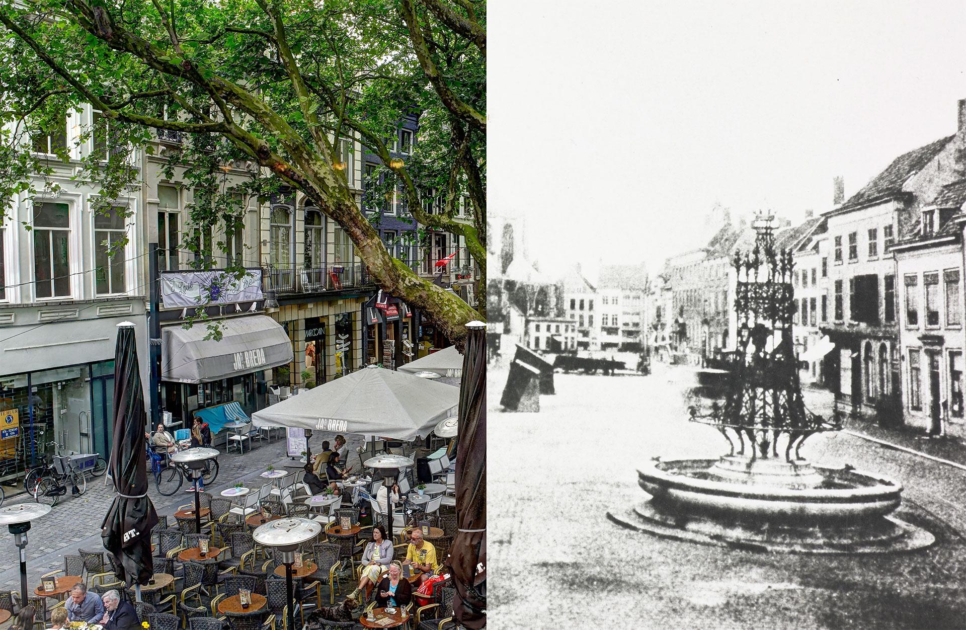 Breda Grote markt