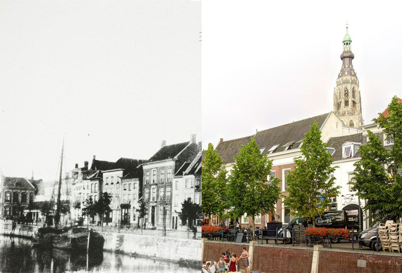 Breda Nieuwe haven