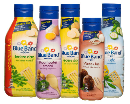 Unilever Blue Band assortiment