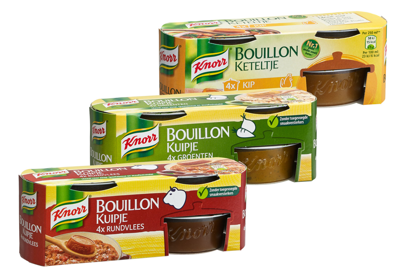 Unilever Knorr bouillonkuipje