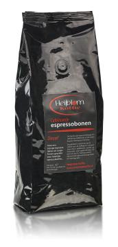 cafeïnevrije espresso Heijblom koffie