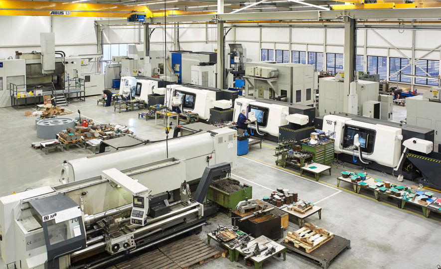 bierens machinefabrieken tilburg bedrijfsreportage